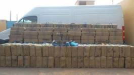 13 réseaux marocains de trafic de drogue démantelés dans l'ouest algérien