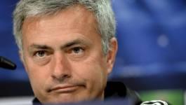 José Mourinho débarqué par le club londonien de Chelsea