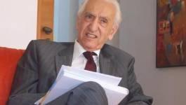 Hocine Aït Ahmed a tiré sa révérence
