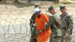 Huit Algériens sont toujours détenus par les Américains sur l'île de Guantanamo