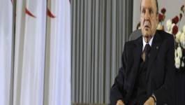 Adoption de la loi sur la révision de la Constitution : le message du président Bouteflika
