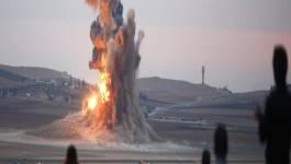 Les frappes aériennes russes en Syrie minent le processus de paix, accuse l'Otan