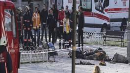 L'attentat suicide d'Istanbul a fait 10 morts, la piste syrienne privilégiée