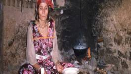Bou yini, Mezlegh, Yennar, pratiques rituelles entourant le nouvel an dans l'Aurès