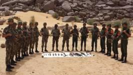 Deux terroristes abattus et deux kalachnikov récupérés à Boumerdès