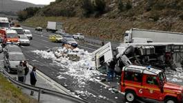 La Gendarmerie nationale veut réduire de 30 % les accidents de la route
