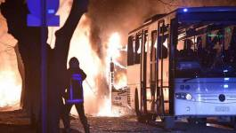 28 morts et 61 blessés dans l'attentat à la voiture piégée d'Ankara