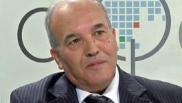 Abderrahmane Mebtoul en conférence à l'université de Sidi Bel Abbès