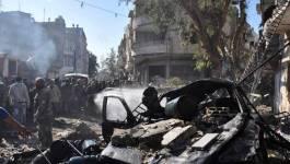 57 morts dans un double attentat de l'organisation Etat islamique à Homs
