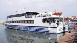 Vers l'ouverture de deux lignes maritimes entre Alger et Tipasa