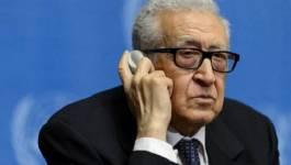 Lakhdar Brahimi : d'émissaire FLiN-tox endurci à Cornell University