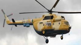 Douze militaires tués et deux autres blessés dans le crash d'un hélicoptère à Reggane