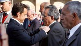 """19 mars : """"Nicolas Sarkozy rejoue la bataille d'Alger"""""""