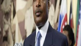 Quatre candidats appellent à contester la réélection de Sassou à la tête du Congo