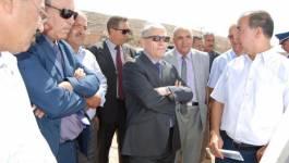 Batna : le projet d'aménagement du grand Oued El Hizem en phase finale