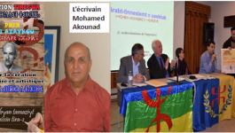 Mohamed Akounad, lauréat du prix Ali Azaykou