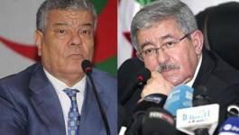 L'Algérie de papa, c'est fini, commence celle de la clique à Ouyahia