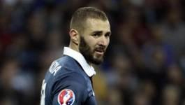 Karim Benzema sera absent de l'Euro 2016 (Vidéo)