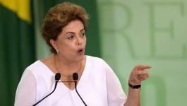 Les députés brésiliens votent la destitution de la présidente Dilma Rousseff