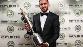 Mahrez sacré meilleur joueur étranger de la Premier League