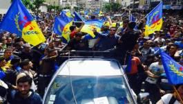 Plusieurs centaines de milliers de militants du MAK à Tizi-Ouzou, Bejaia et Bouira