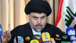Les partisans de l'imam Sadr envahissent la zone verte à Bagdad