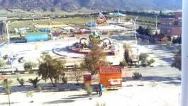 Projet de création d'un hôtel et d'un parc de loisirs à Tazoult (Batna)