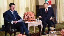 Bouteflika a l'habitude de subir des contrôles médicaux en Suisse, selon Ouyahia