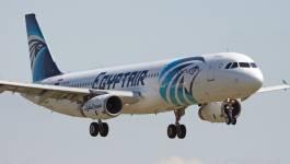 Un Airbus A320 d'EgyptAir reliant Paris au Caire s'est écrasé en mer Egée (actualisé)