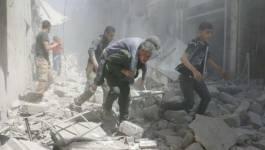 Les avions de Bachar Al Assad mènent de nouveaux bombardements sur Alep