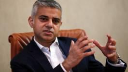 Sadiq Khan est le nouveau maire de Londres