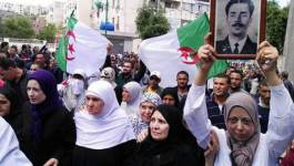 Manifestations contre les agissements de la police à Zighoud Youssef (Constantine)
