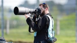 Le photographe François Navarro et les 24 Heures du Mans