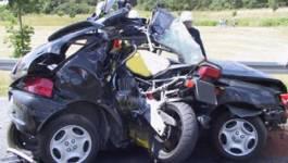 11 morts et 33 blessés mardi dans des accidents de la circulation