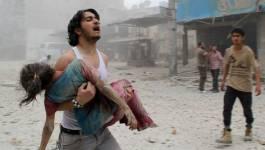 """Syrie : une guerre """"injuste"""" et... des désastres !"""