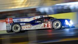 Top départ de la course des 24 Heures du Mans