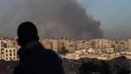 Près de 70 morts dans des combats au nord d'Alep (Syrie)