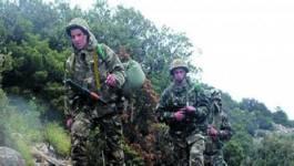 Quatre terroristes capturés par les unités de l'ANP à Médéa, annonce le ministère de la Défense
