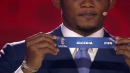 Qualifications au Mondial 2018 (tirage au sort) : l'Algérie dans le groupe de la mort