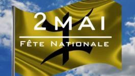 Le 2 mai, fête nationale du Pays Chawi