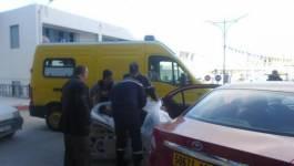 Batna : trois morts et quatre personnes blessées dans des accident de la route