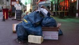 A la veille de l'Euro2016, Paris croule sous les ordures ménagères