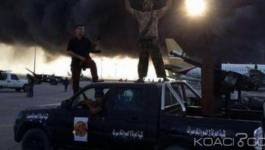 Plus d'une soixantaine de morts dans des combats en Libye