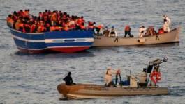 Sauvetage de 4.500 personnes jeudi en mer par les garde-côtes italiens