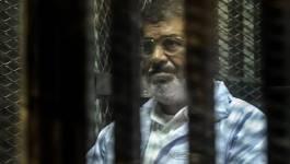L'ex-président égyptien Mohamed Morsi condamné à la prison à vie