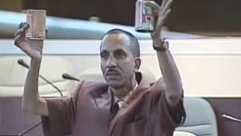 Le député Tahar Missoum interdit de parole à l'assemblée