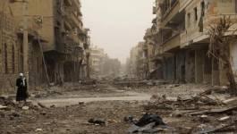 Plus de 80 morts après les raids aériens de Damas et des Russes sur Deir Ezzor