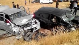19 morts et 64 blessés en 48 heures sur les routes algériennes