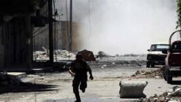 Syrie: le régime multiplie le pilonnage des quartiers rebelles d'Alep