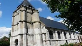 Prise d'otage déjouée dans une église de Rouen (France)